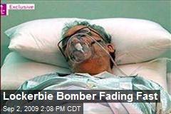 Lockerbie Bomber Fading Fast