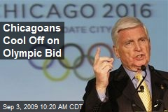Chicagoans Cool Off on Olympic Bid