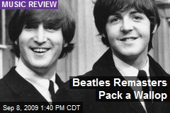 Beatles Remasters Pack a Wallop