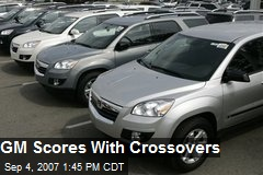 GM Scores With Crossovers