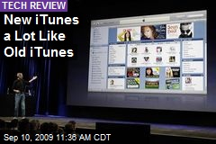 New iTunes a Lot Like Old iTunes