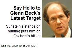 Say Hello to Glenn Beck's Latest Target