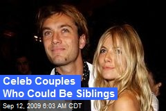 Celeb Couples Who Could Be Siblings