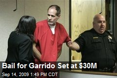 Bail for Garrido Set at $30M