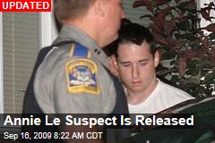 Annie Le Suspect Is Released