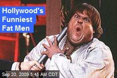 Hollywood's Funniest Fat Men