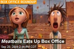 Meatballs Eats Up Box Office
