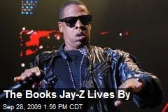 The Books Jay-Z Lives By