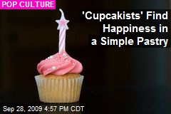 'Cupcakists' Find Happiness in a Simple Pastry