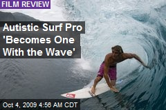Autistic Surf Pro 'Becomes One With the Wave'