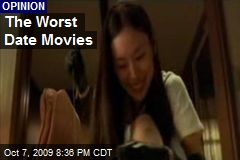 The Worst Date Movies