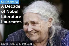 A Decade of Nobel Literature Laureates