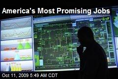 America's Most Promising Jobs