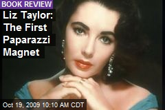 Liz Taylor: The First Paparazzi Magnet