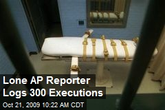 Lone AP Reporter Logs 300 Executions