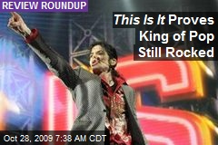 This Is It Proves King of Pop Still Rocked