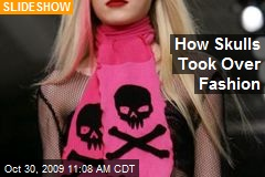 How Skulls Took Over Fashion