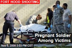 Pregnant Soldier Among Victims