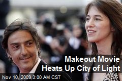Makeout Movie Heats Up City of Light