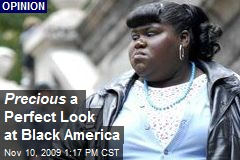 Precious a Perfect Look at Black America