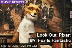 Look Out, Pixar: Mr. Fox Is Fantastic
