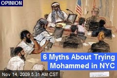 6 Myths About Trying Mohammed in NYC