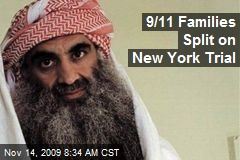 9/11 Families Split on New York Trial