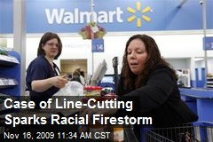 Case of Line-Cutting Sparks Racial Firestorm