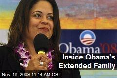 Inside Obama's Extended Family