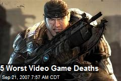 5 Worst Video Game Deaths