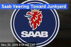 Saab Veering Toward Junkyard