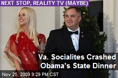 Va. Socialites Crashed Obama's State Dinner