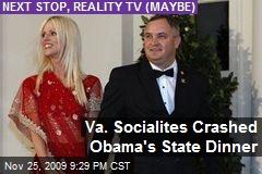 Va. Socialites Crashed Obama's State Dinner