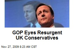 GOP Eyes Resurgent UK Conservatives