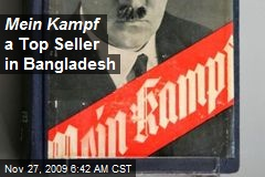 Mein Kampf a Top Seller in Bangladesh