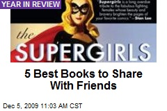 5 Best Books to Share With Friends