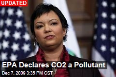 EPA Declares CO2 a Pollutant