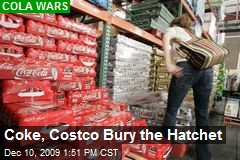 Coke, Costco Bury the Hatchet