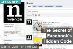 The Secret of Facebook's Hidden Code