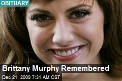 Brittany Murphy Remembered