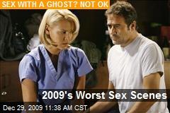 2009's Worst Sex Scenes