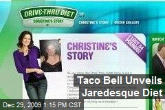 Taco Bell Unveils Jaredesque Diet