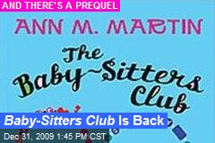 Baby-Sitters Club Is Back