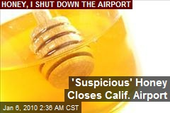 'Suspicious' Honey Closes Calif. Airport