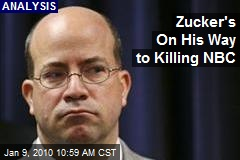 Zucker's On His Way to Killing NBC