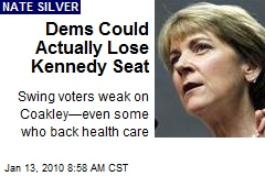 Dems Could Actually Lose Kennedy Seat