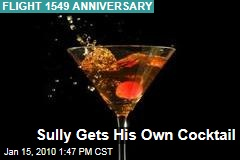 Sully Gets His Own Cocktail