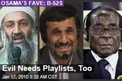 Evil Needs Playlists, Too