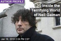 Inside the Terrifying World of Neil Gaiman