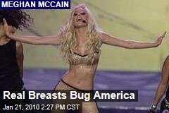 Real Breasts Bug America